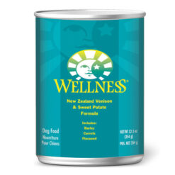 Wellness Complete Health New Zealand Venison & Sweet Potato Formula Canned Dog