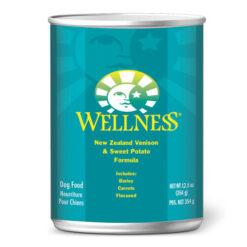 Wellness Complete Health New Zealand Venison & Sweet Potato Formula Canned Dog