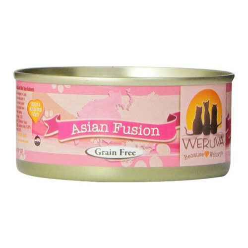 Weruva Asian Fusion Canned Cat Food