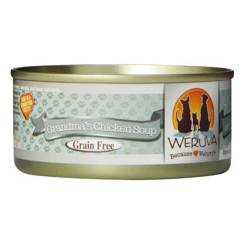 Weruva Grandma's Chicken Soup Canned Cat Food