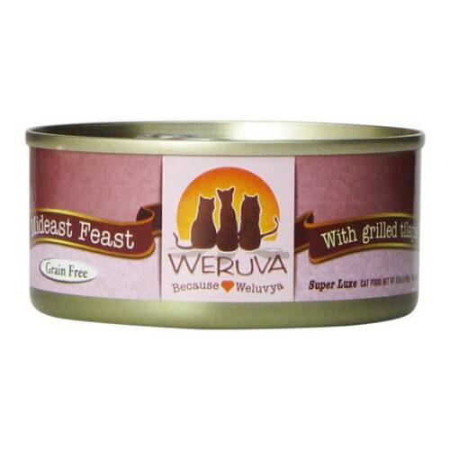 Weruva Mideast Feast Canned Cat Food