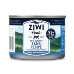 Ziwi Peak Lamb Recipe Canned Cat Food