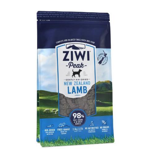ZiwiPeak Lamb Dog Food