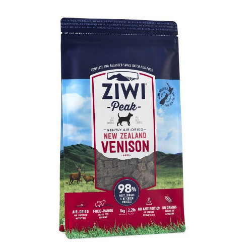 ZiwiPeak Venison Dog Food