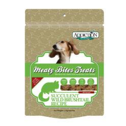 Addiction Meaty Bites Wild Brushtail Dog Treats