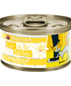 Weruva Cats in the Kitchen Chicken Frick 'A Zee Canned Cat Food 6oz
