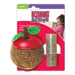 KONG Scratch Apple Cat Toys
