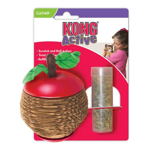 Kong Cat Toy Scratch Apple