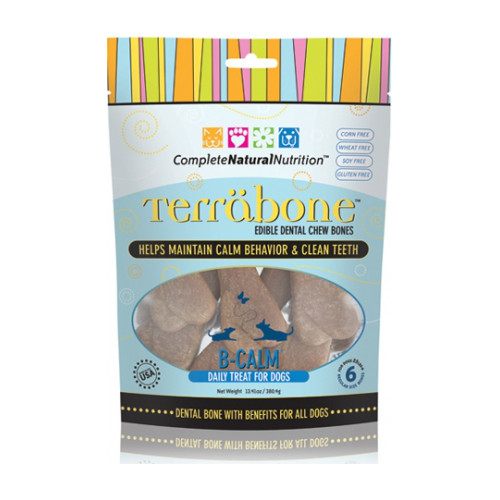 Complete Natural Nutrition Terrabone B-Calm Dog Treats