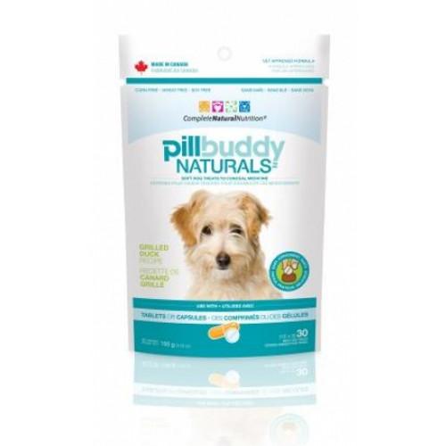Complete Natural Nutrition Pill Buddy Naturals Duck Dog Treats