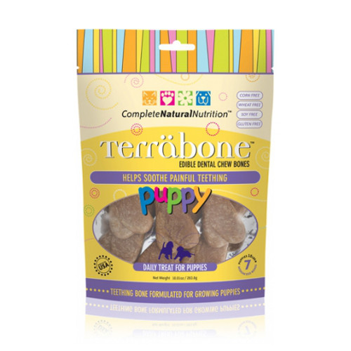Complete Natural Nutrition Terrabone Puppy Dog Treats