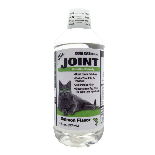 Cool Cat Holistic Joint Formula in Seafood Flavor 8oz