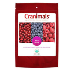 Cranimals Very Berry Supplements