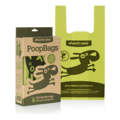 Earth Rated PoopBags Handle Bags