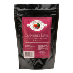 Fromm Four-Star Nutritionals Cranberry Liver Low Fat Dog Treats