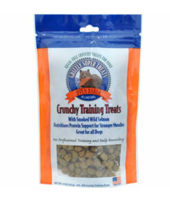 Grizzly Crunchy Smoked Salmon Training Treats