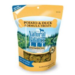 Natural Balance Potato & Duck Dog treats