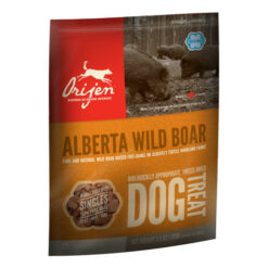 Orijen Alberta Wild Boar Singles Freeze-Dried Dog Treats