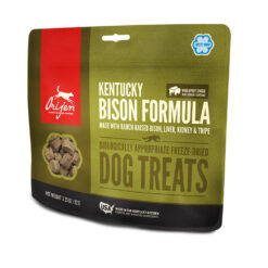 Orijen Freeze-Dried Kentucky Bison Dog Treats