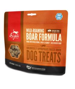 Orijen Freeze-Dried Wild-Roaming Boar Dog Treats