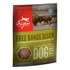 Orijen Free Range Bison Singles Freeze-Dried Dog Treats