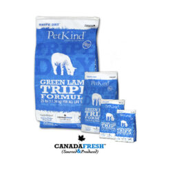 PetKind Green Lamb Tripe Formula Dry Dog Food