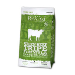PetKind Green Beef Tripe formula Dry Dog Food