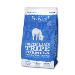 PetKind Green Lamb Tripe Formula Dry Dog Food