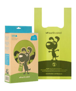 Earth Rated Handle Poop Bag Unscented