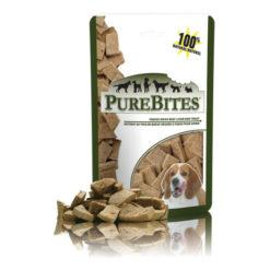 PureBites Beef Liver Freeze-Dried Dog Treats