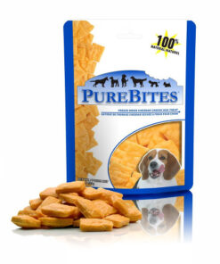 PureBites Cheddar Cheese Freeze-Dried Dog Treats
