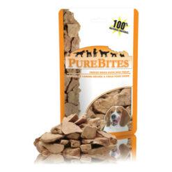PureBites Duck Freeze-Dried Dog Treats