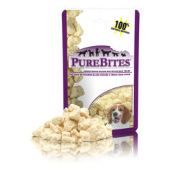 PureBites Ocean Whitefish Freeze-Dried Dog Treats