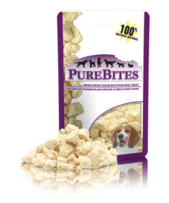 PureBites Ocean Whitefish Freeze-Dried Dog Treats