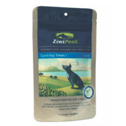 ZiwiPeak Good-Dog Lamb Jerky Dog Treats
