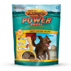 Zuke's Power Bones Tasty Chicken Recipe Dog Treats