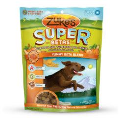 Zuke's Super Yummy Beta Blend Dog Treats