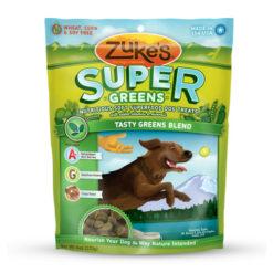 Zuke's Super Tasty Greens Blend Dog Treats