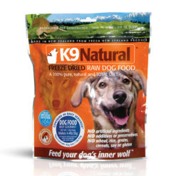 K9 Natural Beef Feast Raw Freeze-Dried Dog Foods