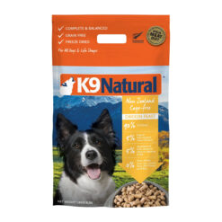 K9 Natural Chicken Feast Raw Grain-Free Freeze-Dried Dog Food