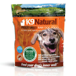 K9 Natural Lamb Feast Raw Freeze-Dried Dog Foods