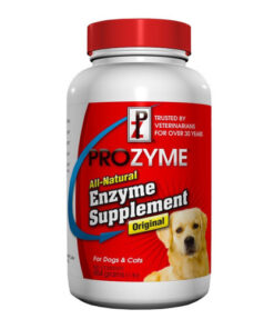 Prozyme Enzyme Food Supplement for Dogs Cats
