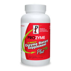 Prozyme Plus All-Natural Lactose Free Enzyme Supplement