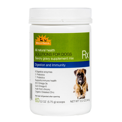 WellyTails Digestion & Immunity Dog Supplement