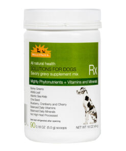 WellyTails Mighty Phytonutrients plus Vitamins & Minerals Dog Supplement