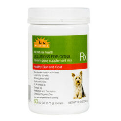 WellyTails Healthy Skin & Coat Dog Supplement