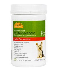 WellyTails Healthy Skin & Coat Dog Supplement