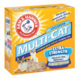 Arm & Hammer Multi-Cat Unscented Strength Clumping Litter
