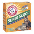Arm & Hammer Super Scoop Fresh Clean Scent Clumping Litter