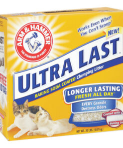 Arm & Hammer Ultra Last Clumping Litter